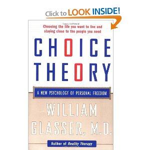 Choice Theory Book