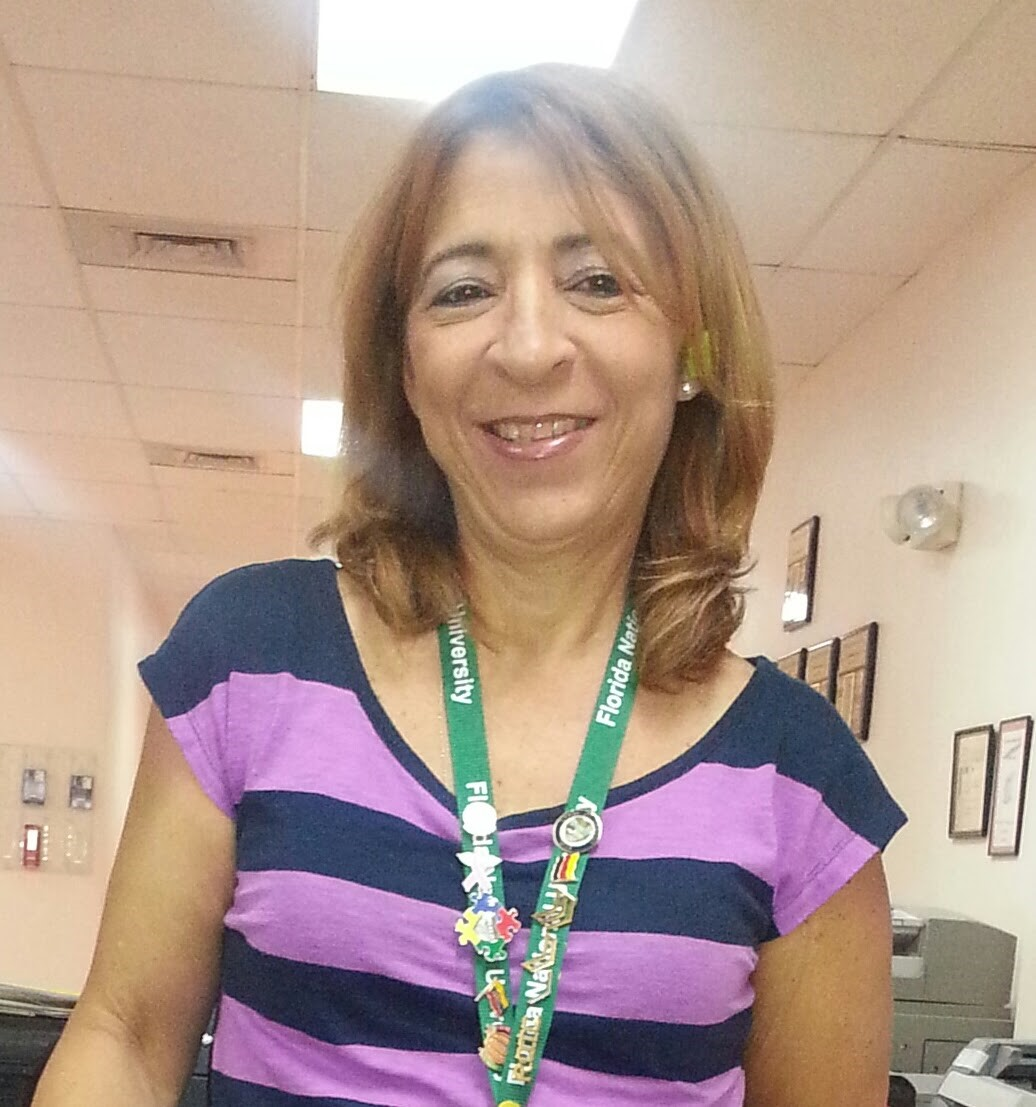 Maria Hoffman - Student Services Director