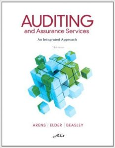 Auditing and Assurance Services Textbook