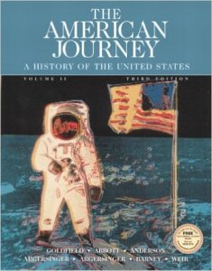 The American Journey: A History of the United States Textbook