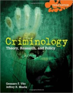 Criminology: Theory, Research, and Policy Textbook