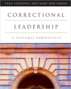 Correctional Leadership Textbook