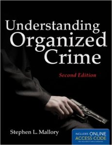 Understanding Organized Crime Textbook