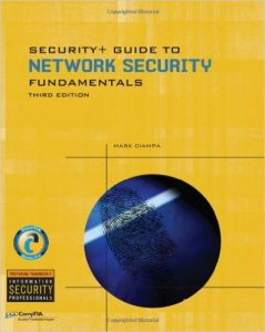 Security+ Guide to Network Security Fundamentals Textbook