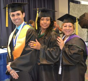 May 2012 Graduation Yusnier Gutierrez Valedictorian, First President and Founder of Mu Zeta