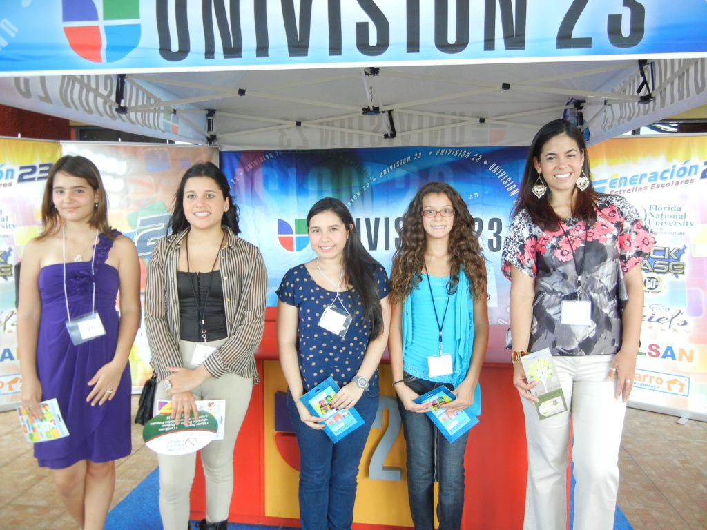 FNU's Hialeah Campus Hosted Generación 23's Auditions