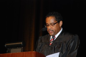Troy Wright FNU Commencement Ceremony