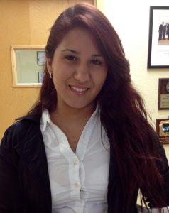 Ms. Mireysi Cabrera, Lincoln Díaz-Balart Scholarship Winner