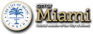 City of Miami Official Website Logo