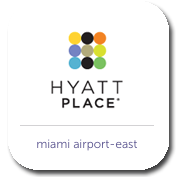 Hyatt Place Miami Airport East Logo