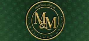 Medina & Medina Consultant Group Logo