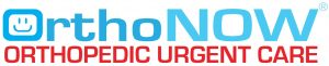 OrthoNow Orthopedia Urgent Care logo
