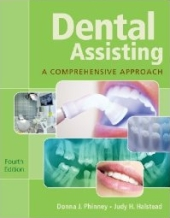Dental Assisting And Comprehensive Approach Textbook Cover
