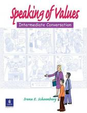 Speaking Of Values Intermediate Conversation Textbook Cover