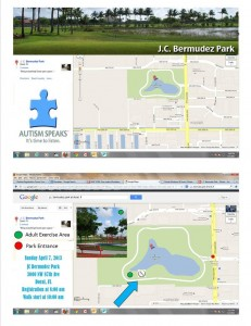 jc bermudez park map