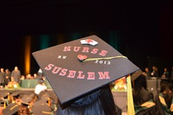 Florida National University Celebrates Fall 2013 Commencement Ceremony