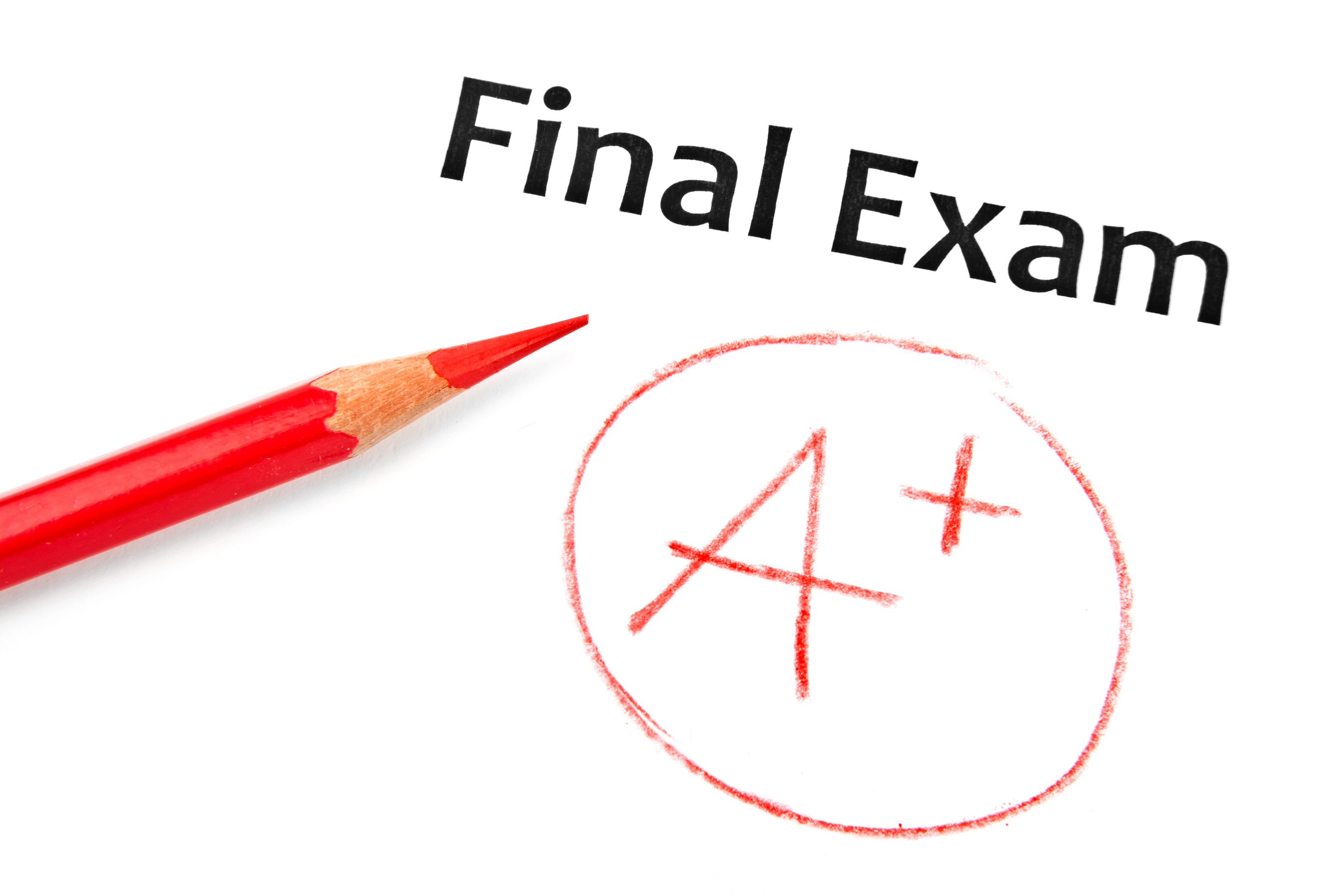 10 Ways to Prepare for Your Final Exam