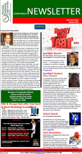 Newsletter Jan 14