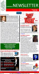 Newsletter Jan 14