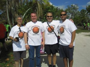cystic fibrosis walk FNU Loreto Almonte