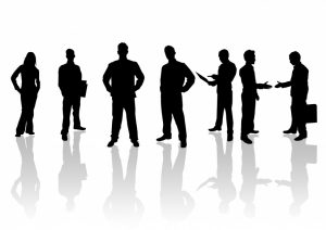 outline of business professionals