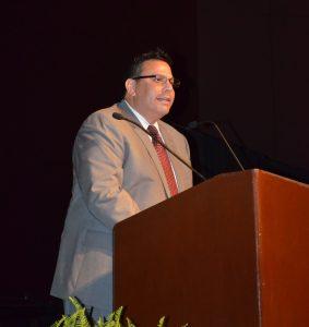 Julio Fuentes, FNU Guest Speaker