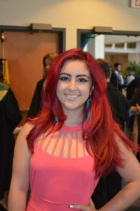 Ms. Monique Abbadie, FNU Alumnae