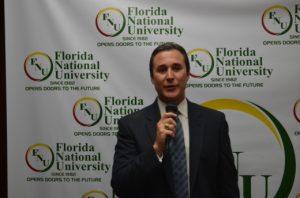 Florida Senator Rene Garcia