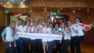 Hialeah Campus shows its Conquistador Pride