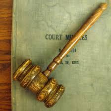 Legal studies hammer