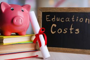 Education cost plus diploma