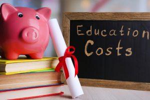 Education cost plus diploma