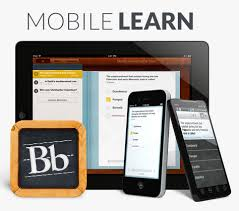 Blackboard mobile learn app
