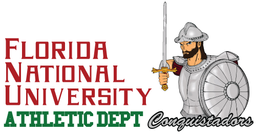Florida National University Athletic Department Logo