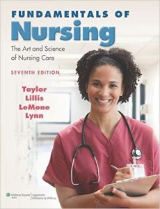 Fundamentals Of Nursing: The Art and Science of Nursing Care Textbook