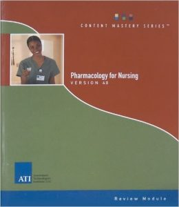 Pharmacology for Nursing Textbook