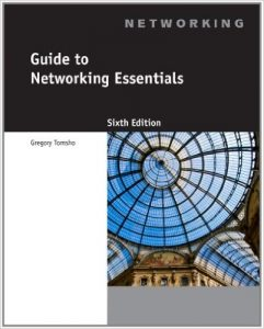 Guide to Networking Essentials Textbook