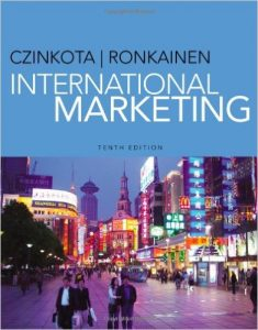 International Marketing Textbook