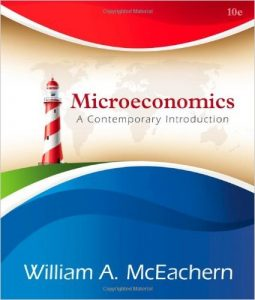 Microeconomics: A Contemporary Introduction Textbook