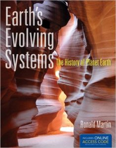 Earth's Evolving Systems: The History of Planet Earth Textbook