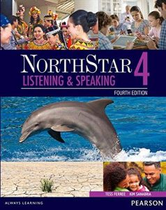 NORTHSTAR 4. LISTENING & SPEAKING COVER PAGE PICTURE