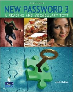 New Password 3: A Reading and Vocabulary Textbook