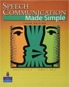 Speech Communication Made Simple Textbook