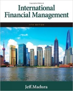 International Financial Management Textbook