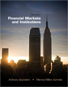 Financial Markets and Institutions Textbook