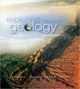 Exploring Geology Textbook