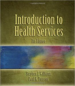 Introduction to Health Services Textbook