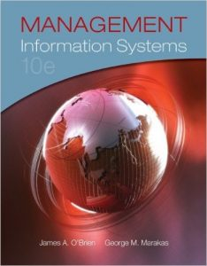 Management Information Systems Textbook