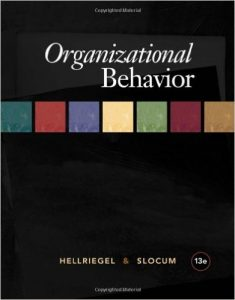 Organizational Behavior Textbook