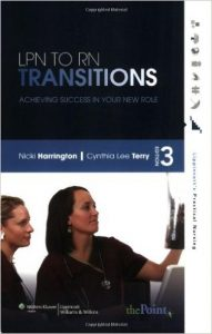 LPN to RN Transitions textbook